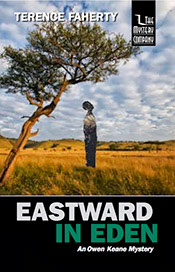 cover of Eastward in Eden by Terence Faherty