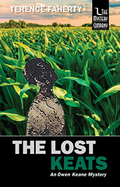 cover of The Lost Keats by Terence Faherty